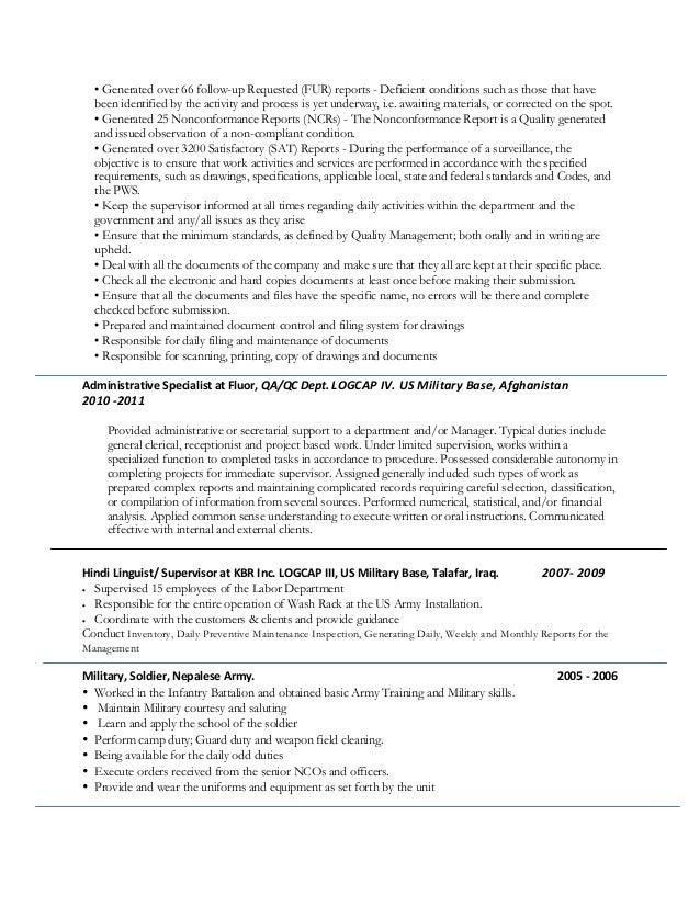 mrt resume