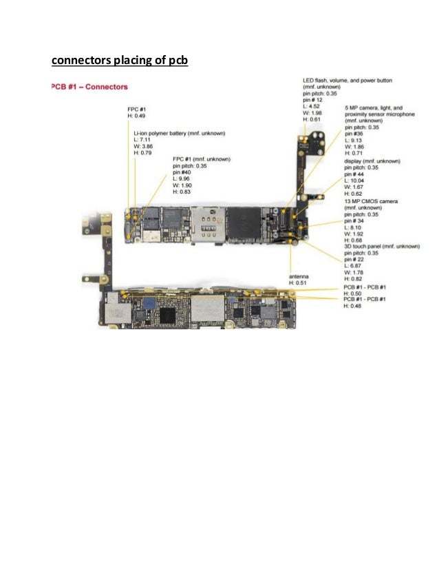 block diagram iphone 5 wiring diagram iPhone 4 Schematic Diagram