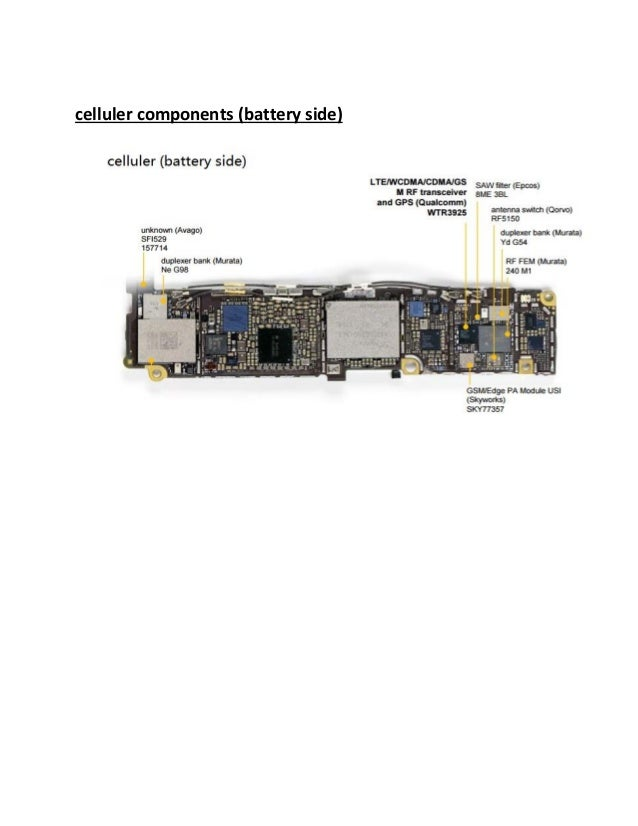 components (battery side)