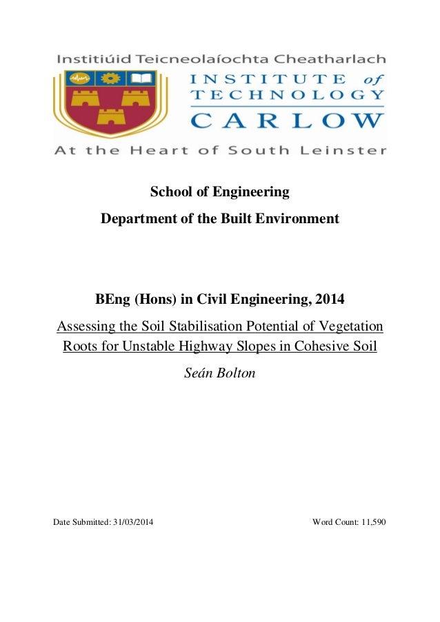 Bolton dissertation