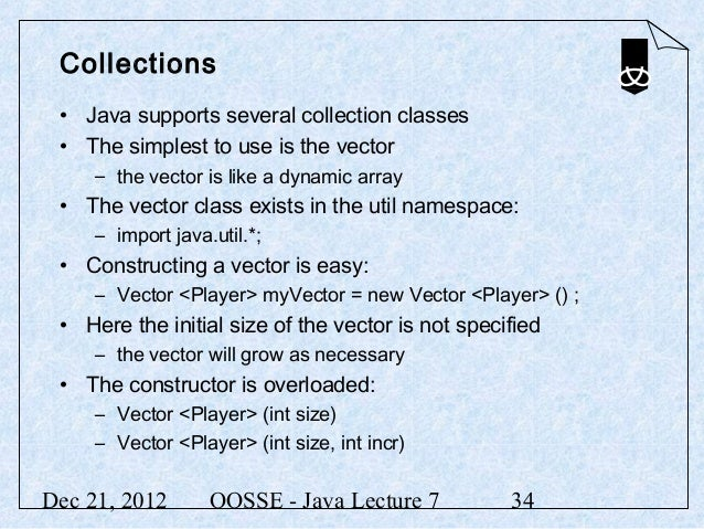 08 aggregation and collection classes