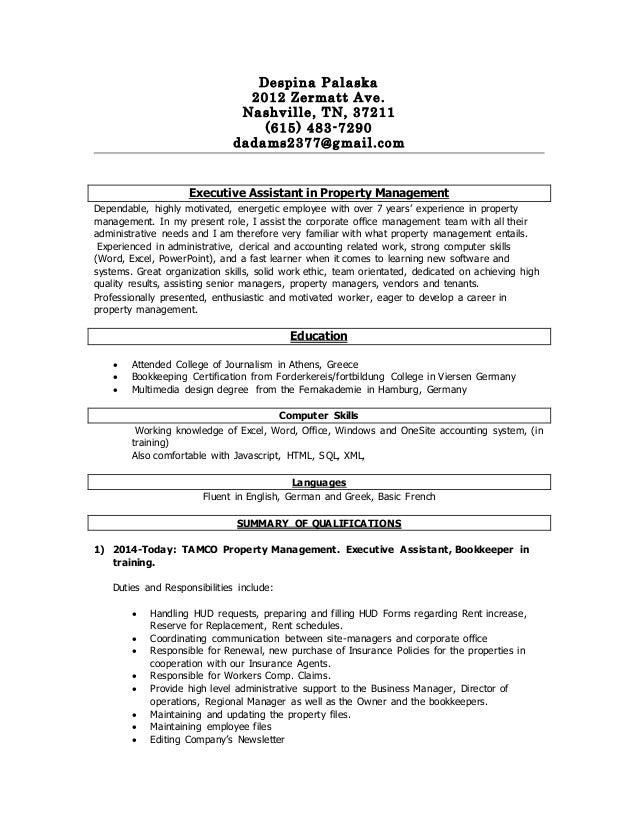 Beautiful Nashville Accounting Resume Contemporary - Best Resume ...