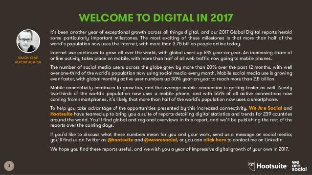 Digital in 2017 Global Overview Slide 3