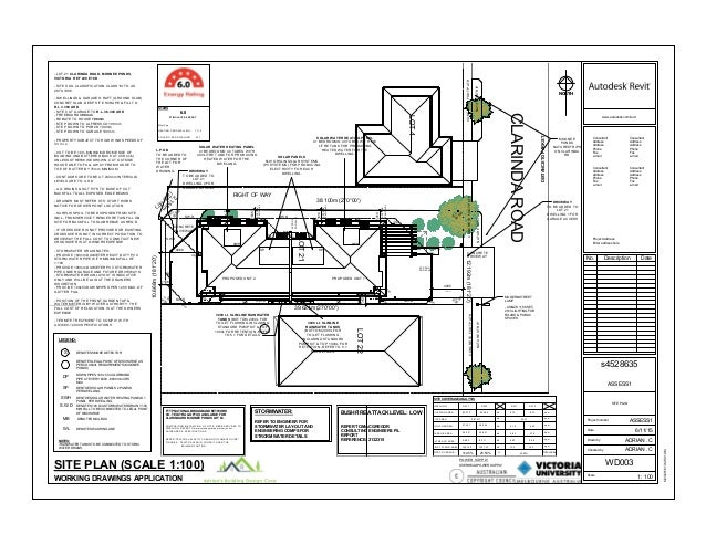 working drawings – Site Drawings For Site Plan
