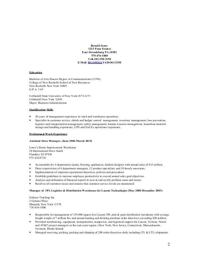 Cover Letter For Fedex
