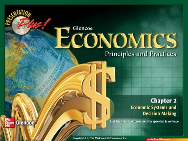 Chapter Introduction Section 1: Economic Systems Section 2: Evaluating Economic Performance Section 3: American Free Enter...