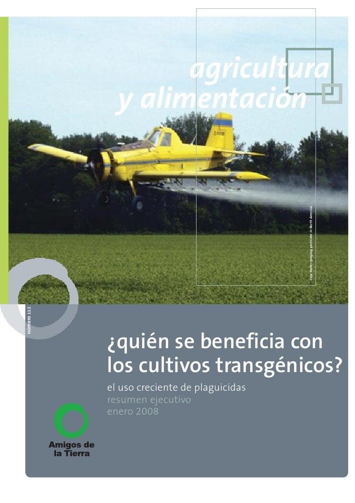agricultura                y alimentación                                                    Crop duster spraying pesticid...