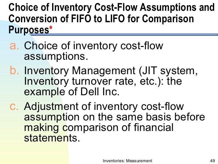 08 inventoriesmeasurement