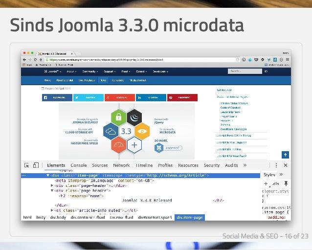SindsJoomla3.3.0microdata