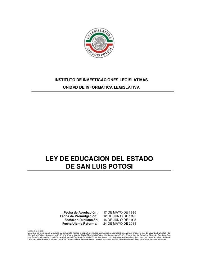 Estimado Usuario: La edición de las disposiciones jurídicas del ámbito Federal o Estatal, en medios electrónicos no repres...