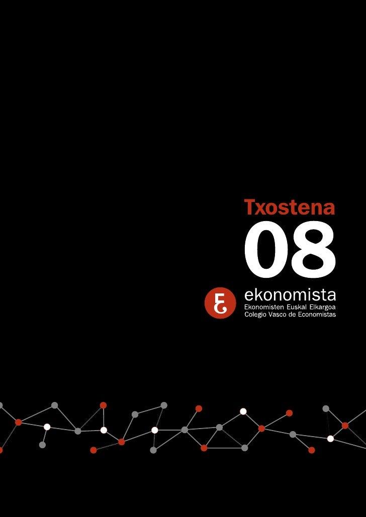 2008ko Txostena