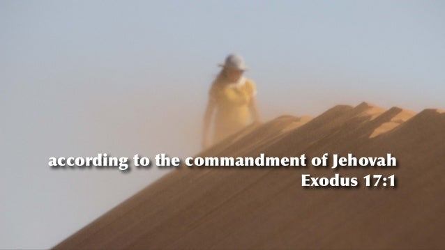 Is Jehovah Among Us or Not? (Part 2: What Jehovah IS Doing) Slide 3