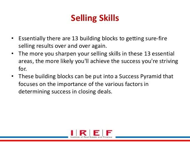 08 selling skills & negotiation techniques Slide 2