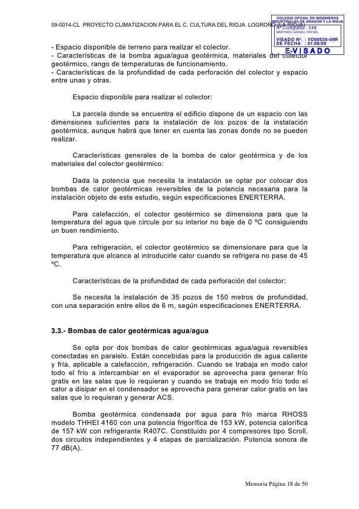 perforación fecha desprotegido en Logroño