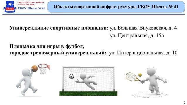 О мерах по устранению нарушений, выявленных ОАТИ  по содержанию объектов спортивной инфраструктуры Slide 2