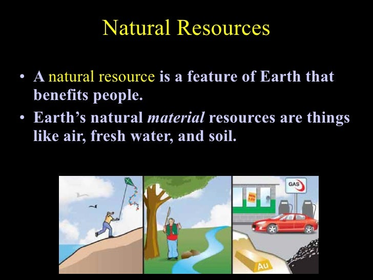 Is Fresh Water A Nonrenewable Natural Resource