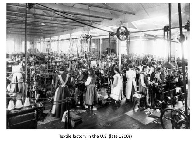 working conditions in the late 1800s Kids learn about the industrial revolution including working conditions of the industrial revolution lasted from the late 1700s to the mid-1800s.