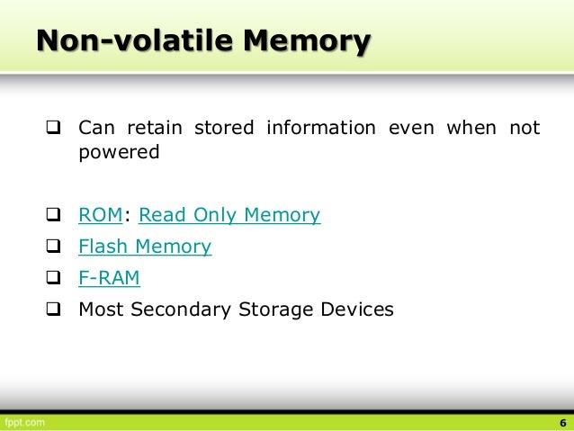 09. Memory, Storage (RAM, Cache, HDD, ODD, SSD, Flashdrives)