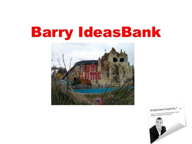Barry IdeasBank