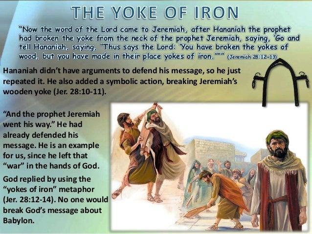 Image result for jeremiah yoke