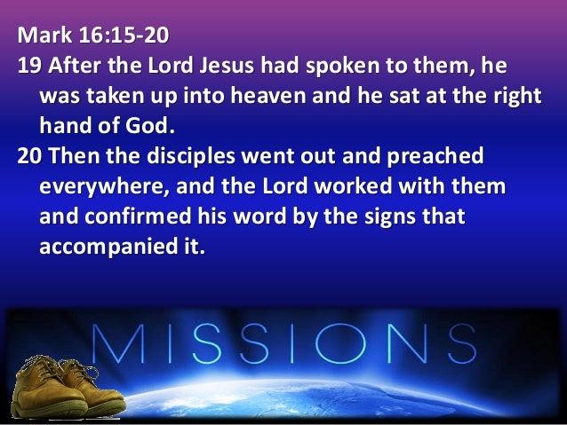 Current State of Missions Introduction : 1. METHODS 4 Spiritual Laws John 3:16 Presentation Evangelism Explosion Alpha...