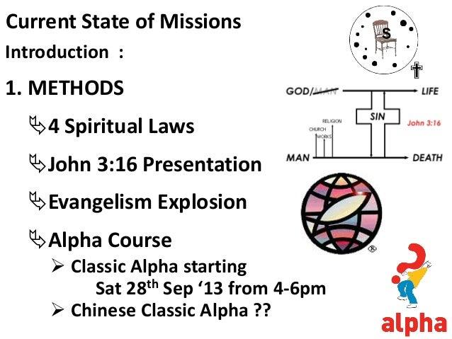 evangelism explosion method