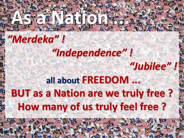 True Freedom ... TRUE FREEDOM cannot be found ...  in people ...  much less in politicians, political parties or ideolog...