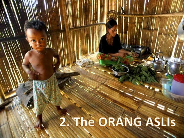  There are about 869 OA villages in West Malaysia.  Total Pop: 147,412 (2003)  about 10% Christians**
