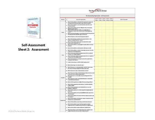 ©2013TheKarenMartinGroup,Inc. TOOAssessment: BaselineMeasurements 0% 10% 20% 30% 40% 50% 60% 70% 80% 90% A B C D E...