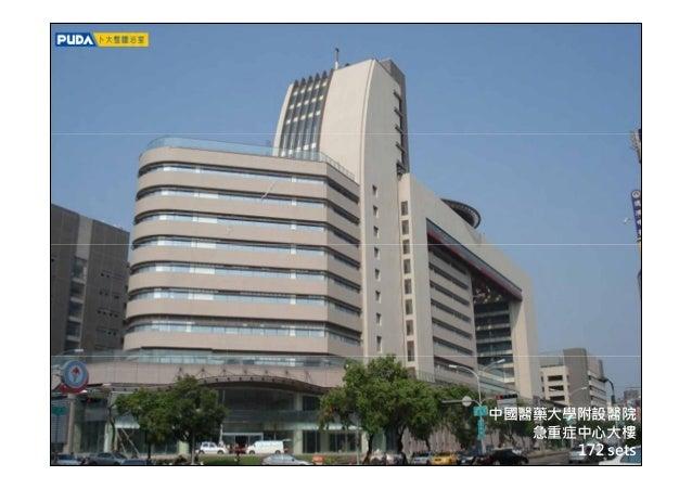 台南中國醫藥大學-安南醫院 323 sets