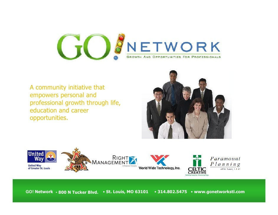 A community initiative that  empowers personal and  professional growth through life,  education and career  opportunities...