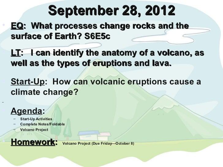 09 24 12 Earthquakes Mountains Volcanoes