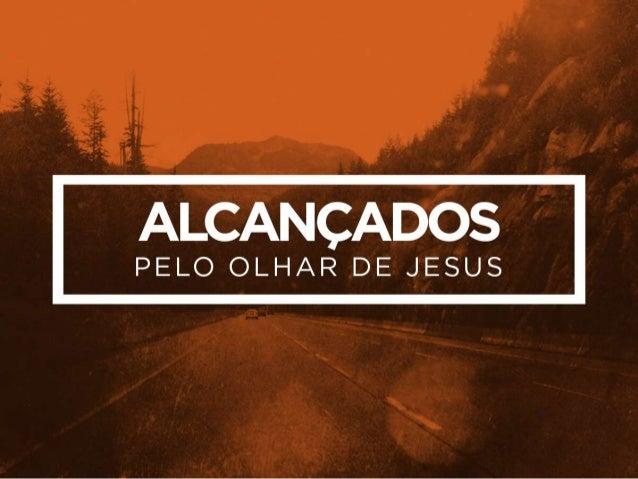 """""""Jesus olhou para ele e o amou"""". (Marcos 10.21a)"""