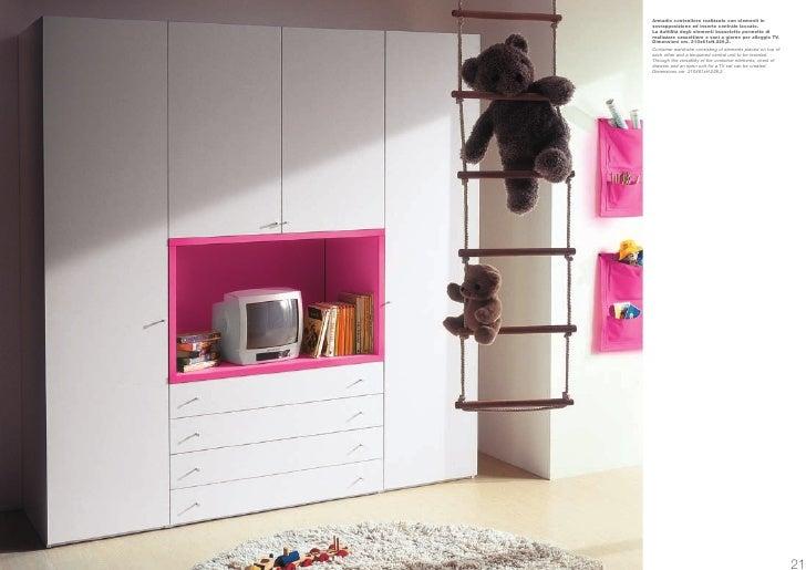 09 camerette for Raccordo casa verticale