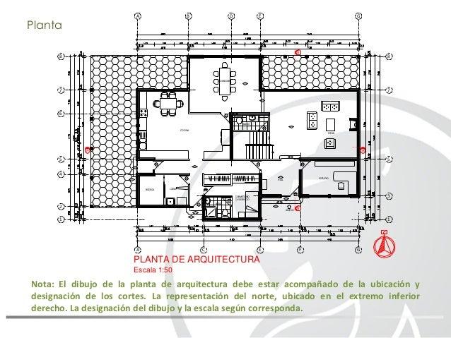 09 dibujo tecnico dibujo de arquitectura for Representacion arquitectonica en planos