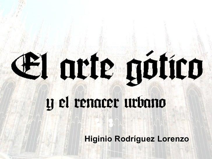Higinio Rodríguez Lorenzo