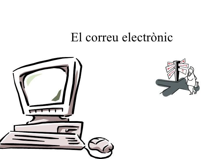 El correu electrònic