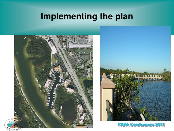 Implementing the plan                 FAPA Conference 2011