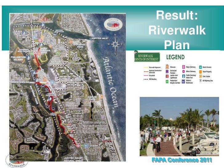 Result:Riverwalk   PlanFAPA Conference 2011