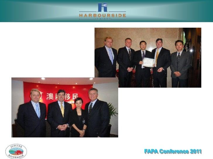 FAPA Conference 2011