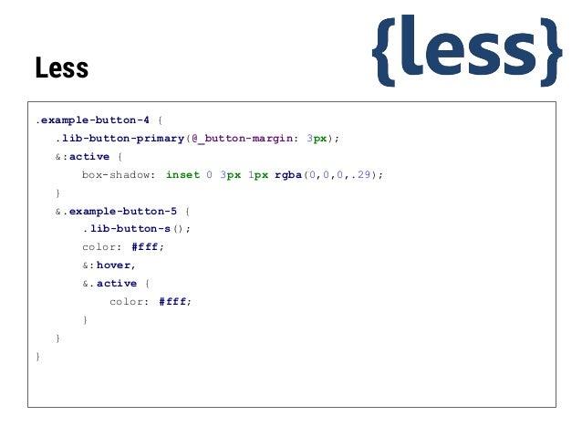 Less & RequireJS - Frontend Development in Magento 2