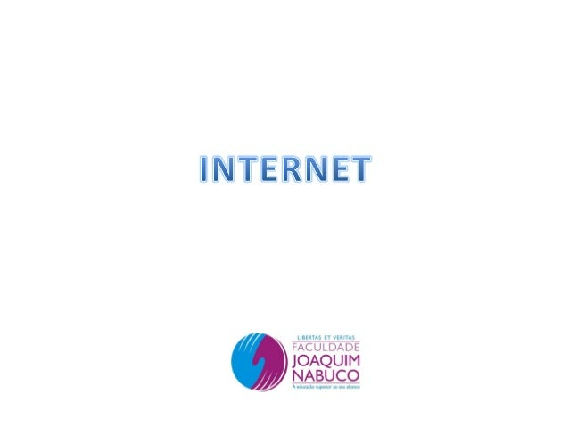 A internet ganhou popularidade no mundo em meados da década de 90 e atualmente é uma das mais importantes mídias de massa....