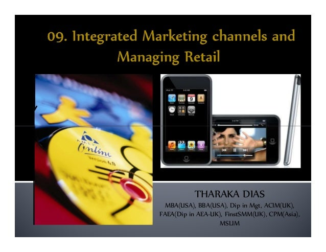 THARAKA DIAS  MBA(USA), BBA(USA), Dip in Mgt, ACIM(UK),FAEA(Dip in AEA-UK), FinstSMM(UK), CPM(Asia),                   MSLIM