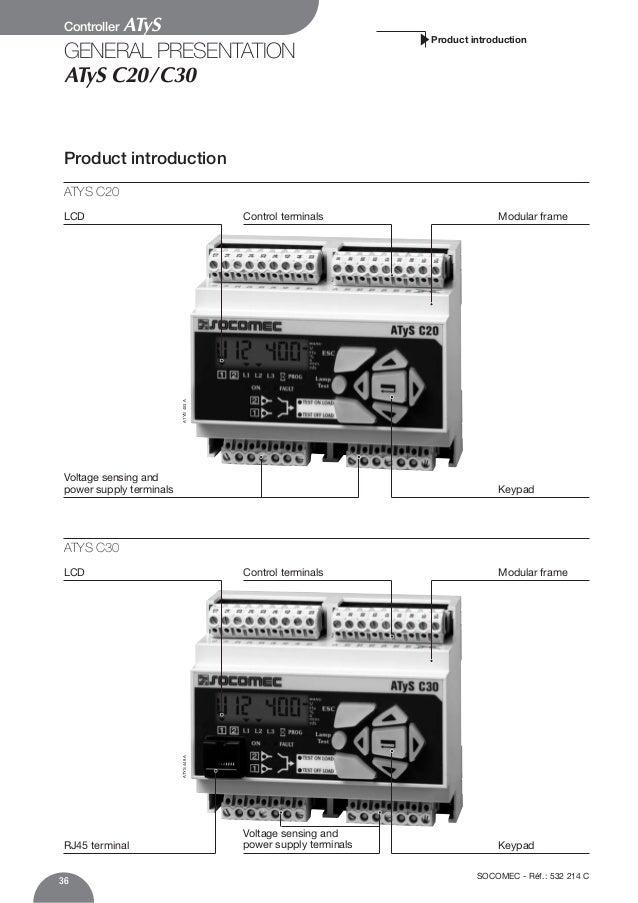 09  Operating Instruction C20 C30