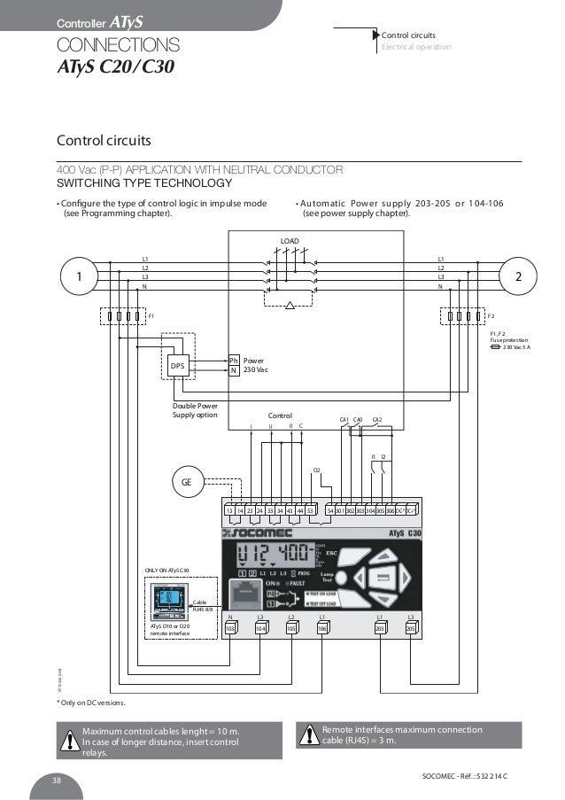 Strange Socomec Ats Wiring Diagram Wiring Diagrams For Your Car Or Truck Wiring Database Pengheclesi4X4Andersnl