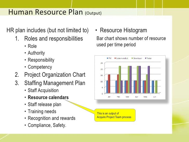 Training management plan template gallery template for Human resource plan template pmbok