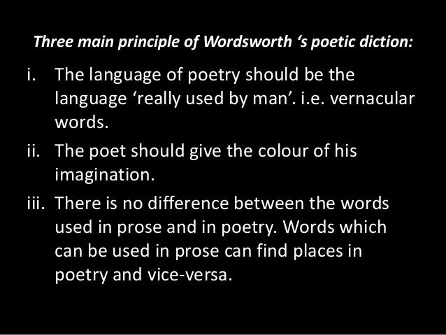 comparison between wordsworth s poem daffodils and blake s Wordsworth, born in his beloved lake district, was the son of an attorney he went to school first at penrith and then at hawkshead grammar school before studying, from 1787, at st john's college, cambridge - all of which periods were later to be described vividly in the prelude in 1790 he went with friends on a walking.