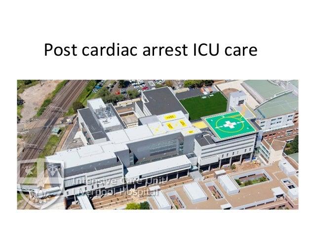 Post cardiac arrest ICU care