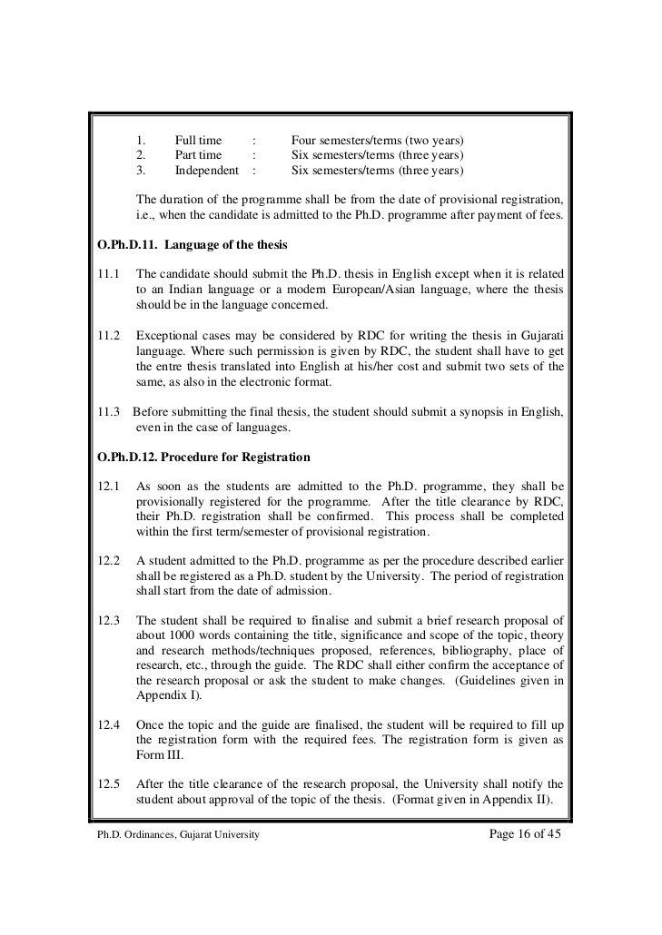 UGC guidelines for PhD guide             StudyChaCha