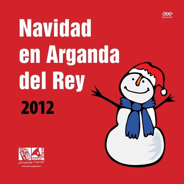 Navidaden Argandadel Rey2012